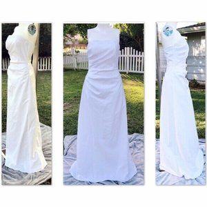 Roberta Bridal (10) VINTAGE Beaded Wedding Dress